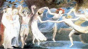 Le rê ve, William Blake