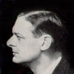 Portrait of T.S.Eliot
