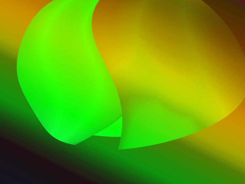 Fractal Art Wallpaper, Curve 2014