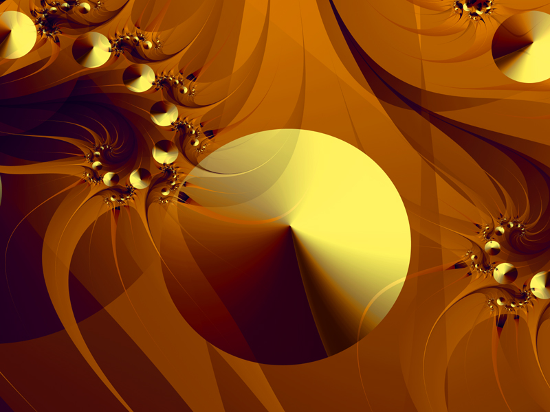 Fractal Art Wallpaper, Enchantment 3