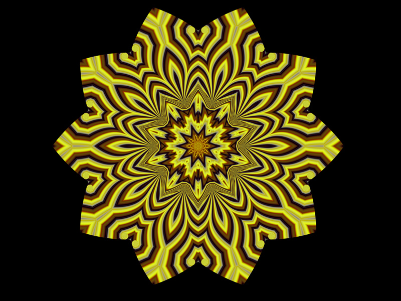 Fractal Art Wallpaper, Flash 2