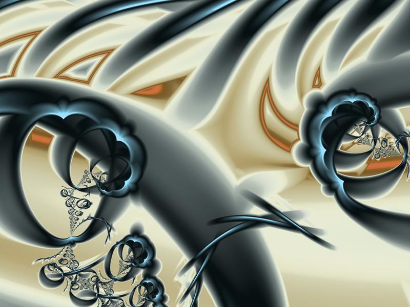 Fractal Art Wallpaper, Infinite Jest