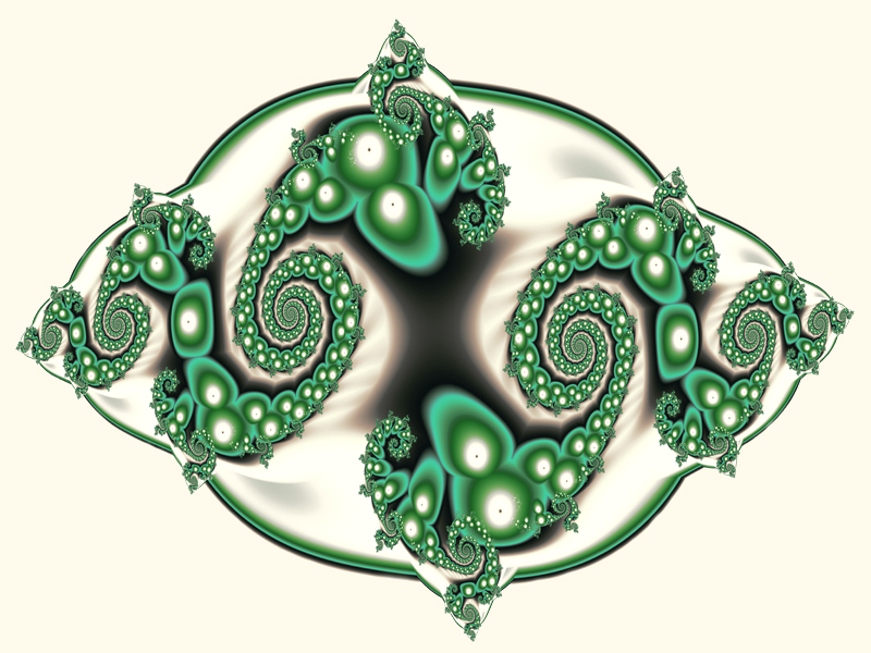 Fractal Art Wallpaper, Julia For Gaston
