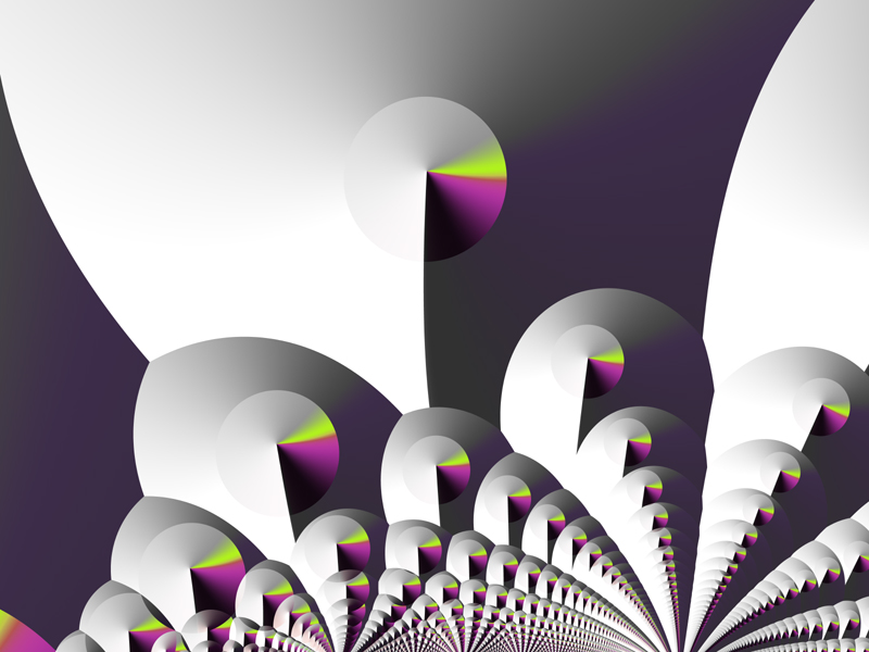 Fractal Art Wallpaper, Modern Art
