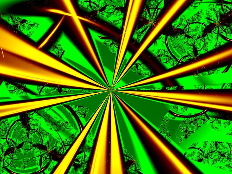 Fractal Art Wallpaper, New Geometry 2