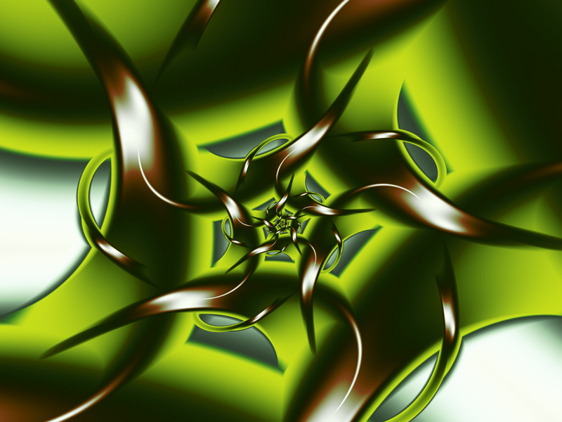 Fractal Art Wallpaper, Speed 2