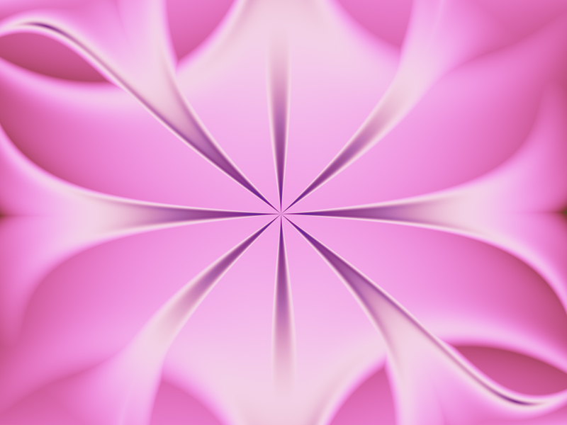 Fractal Art Wallpaper, Welcome