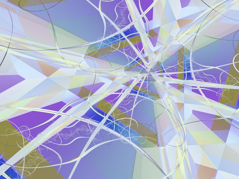 Fractal Art Wallpaper, Abstract 2