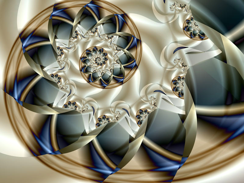 Fractal Art Wallpaper, Anniversary