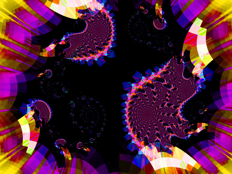 Fractal Art Wallpaper, donotgogentle