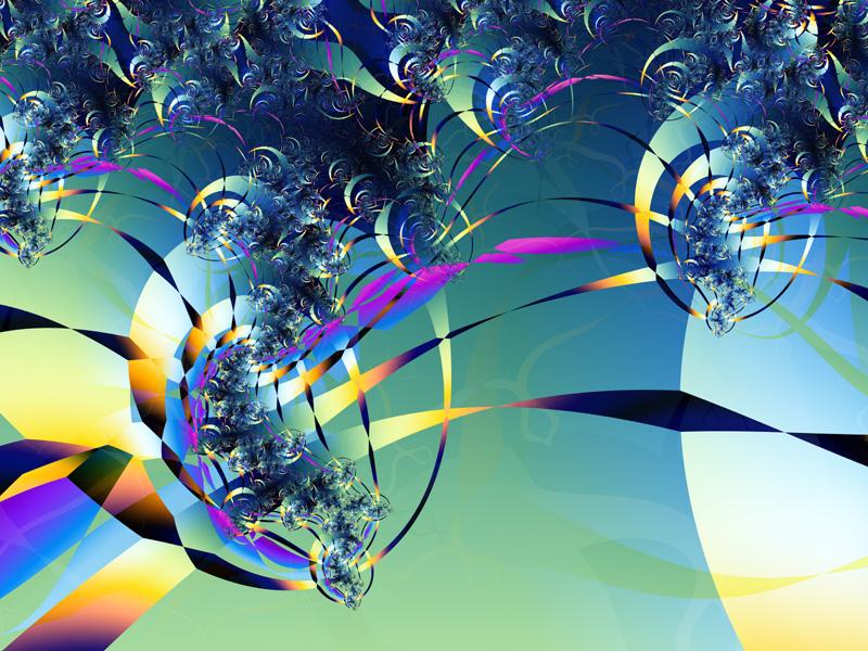 Fractal Art Wallpaper, Dreamscape