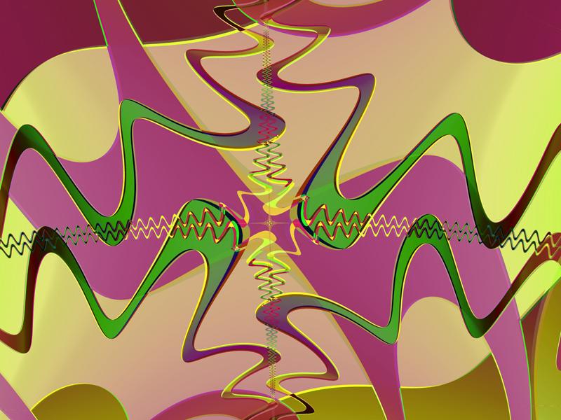 Fractal Art Wallpaper, Encore 3