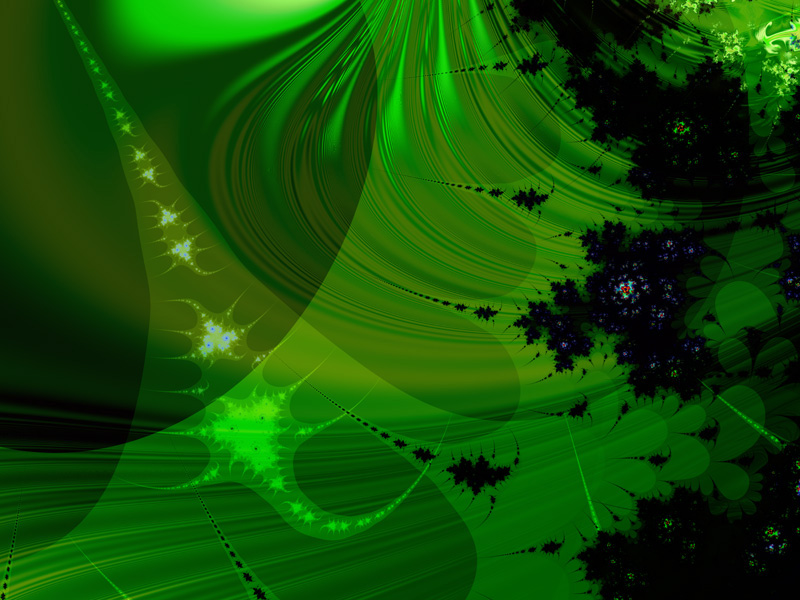 Fractal Art Wallpaper, Glitter 4