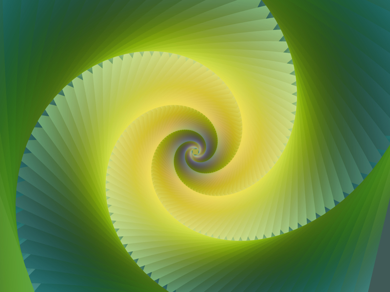 Fractal Art Wallpaper, Light 11