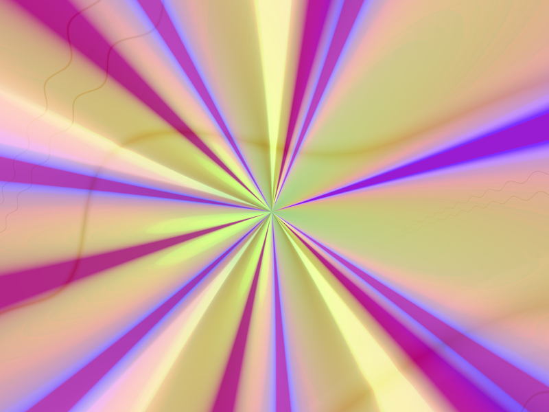 Fractal Art Wallpaper, Light 13