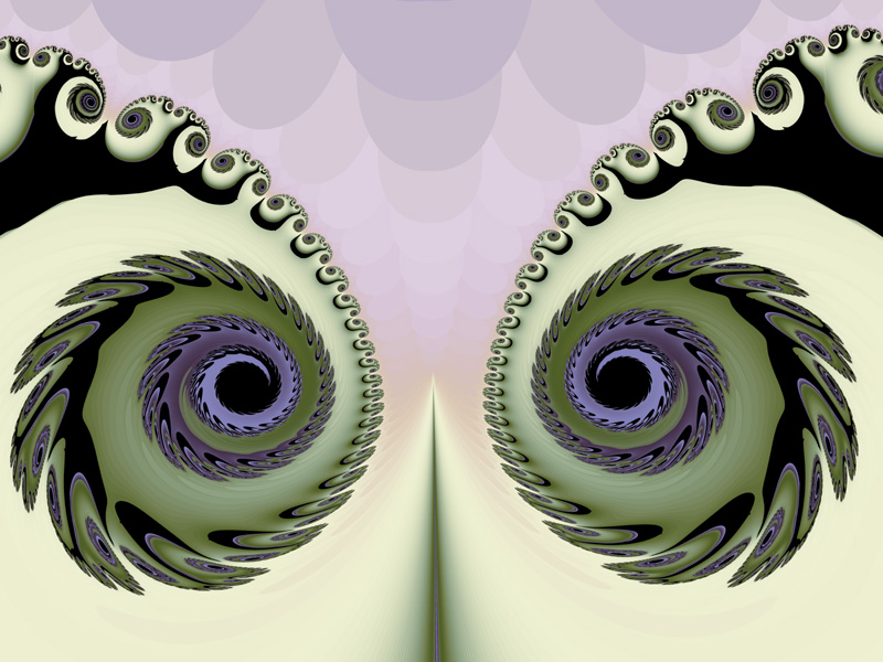 Fractal Art Wallpaper, maybe i should get some sleep...