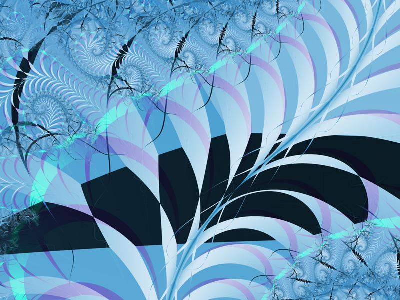 Fractal Art Wallpaper, Memory