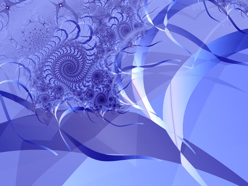 Fractal Art Wallpaper, Sogno