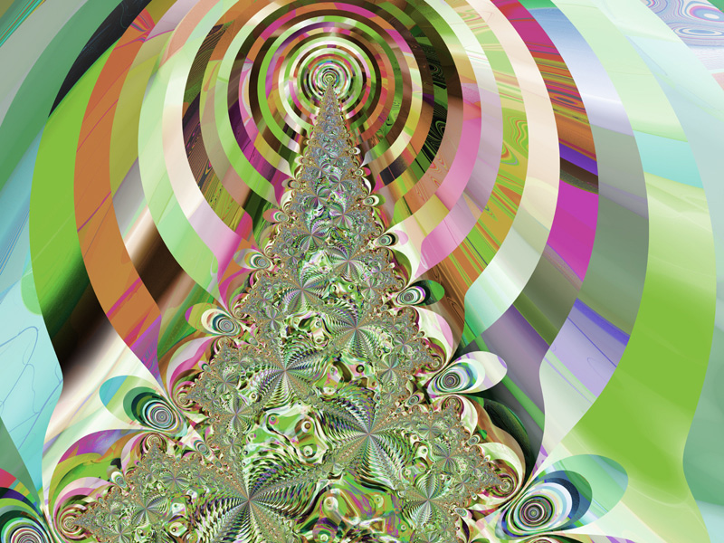 Fractal Art Wallpaper, Source 2