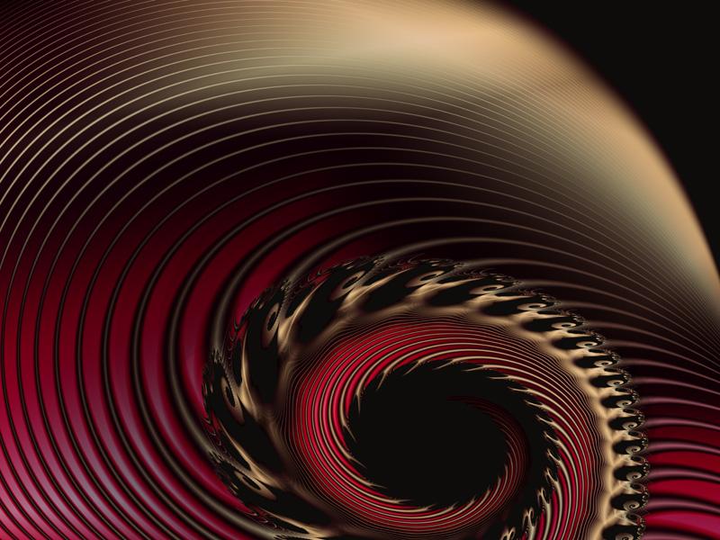 Fractal Art Wallpaper, Velocity