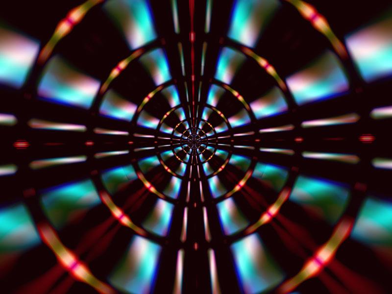 Fractal Art Wallpaper, Wheel